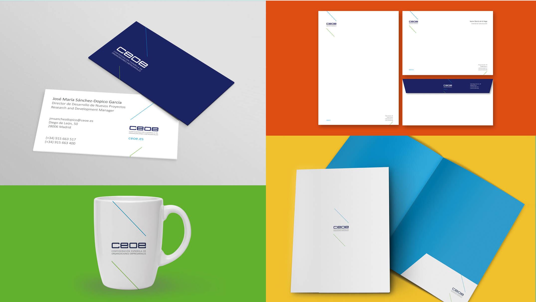 Agencia de branding Madrid | rebranding identidad visual