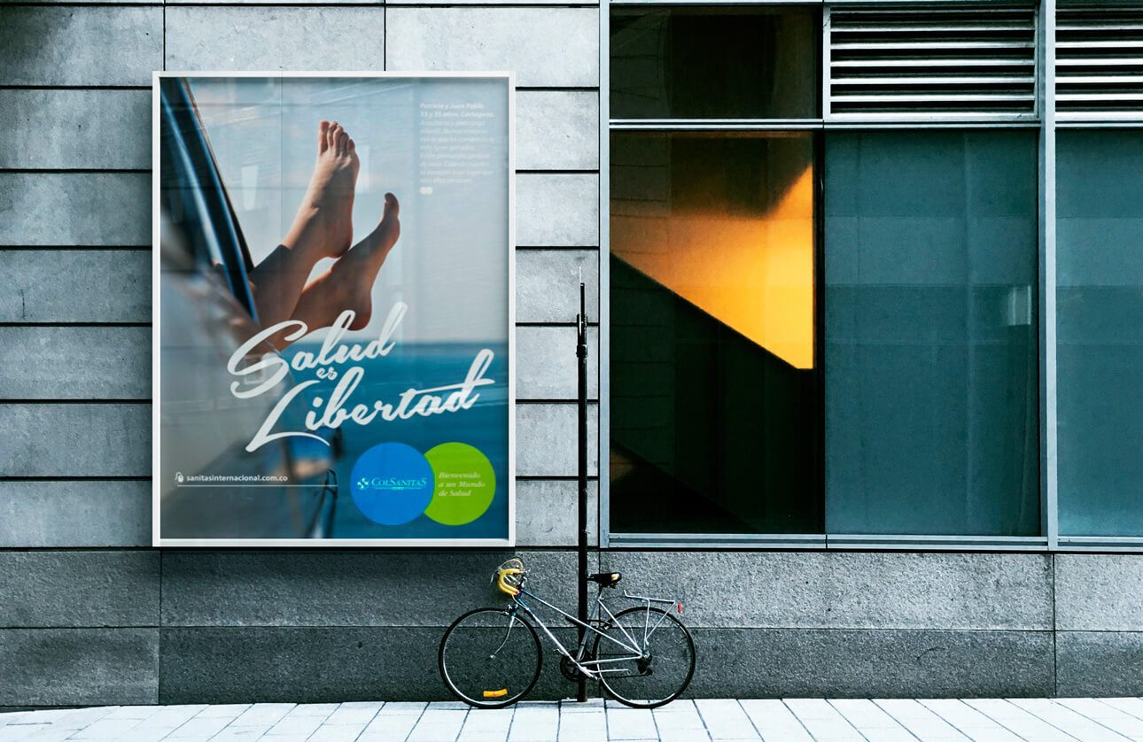 Agencia de branding Madrid | Branding salud