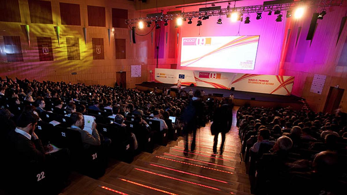 Agencia de eventos Madrid   Congreso FICOD