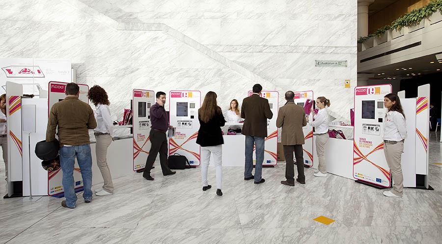 Agencia de eventos Madrid | Congreso FICOD