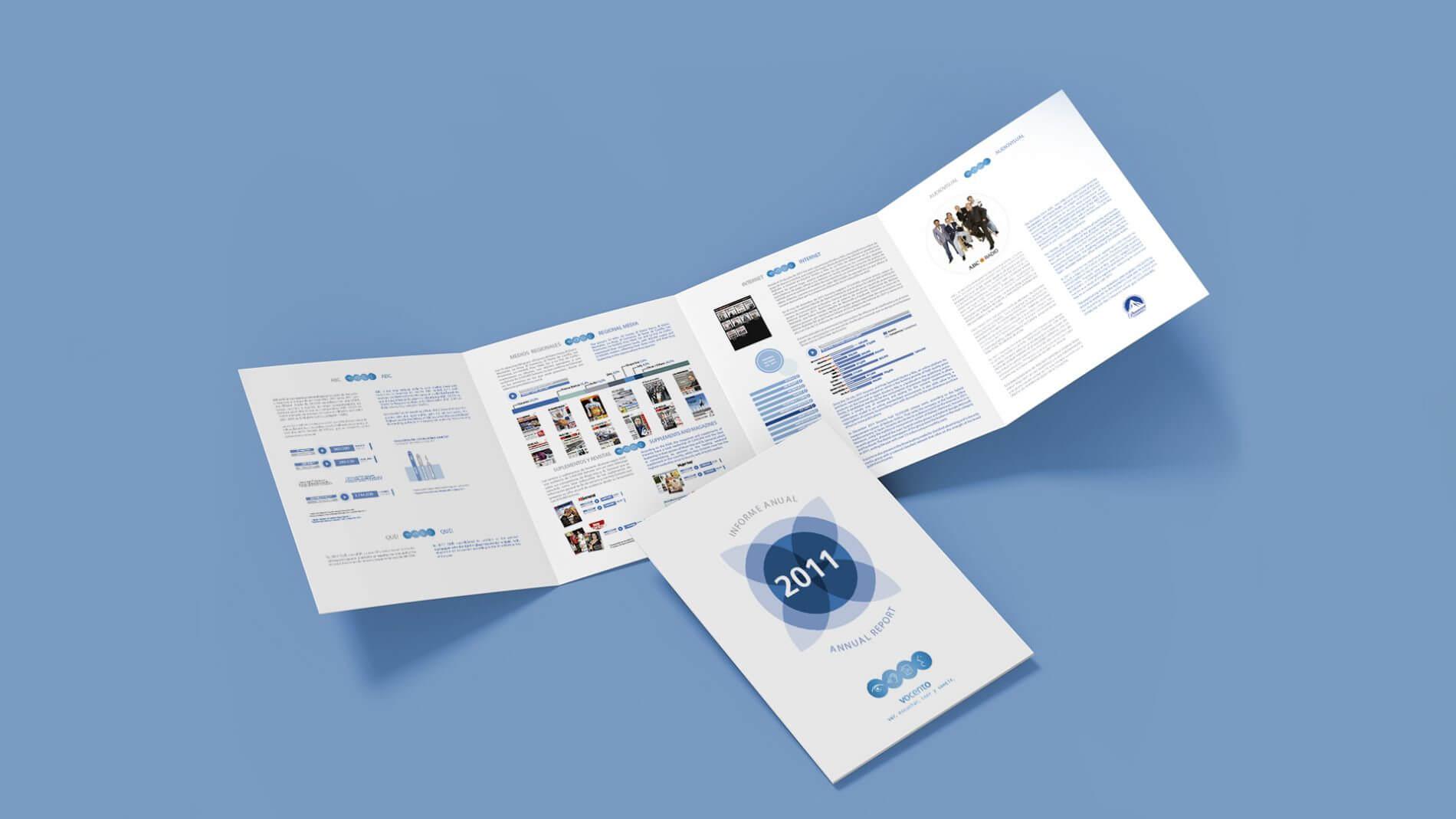 Agencia de branding Madrid | Memorias e informes