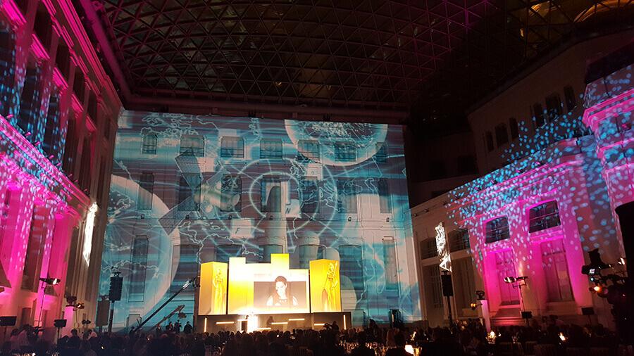 Agencia de eventos Madrid | Entrega de premios