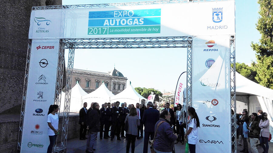 Agencia de eventos Madrid | Evento automoción