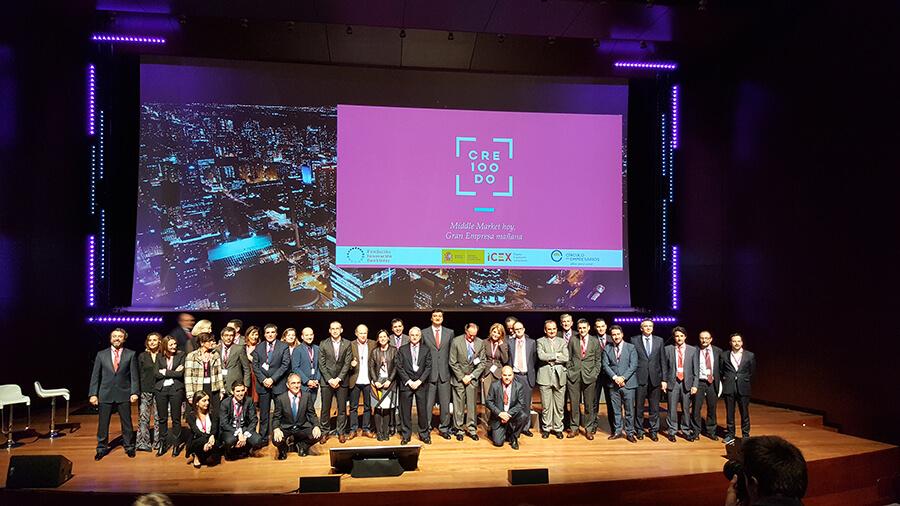 Agencia de eventos Madrid   Cre100do