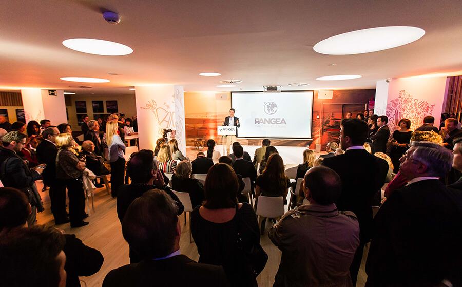 Agencia de eventos Madrid | Inauguración