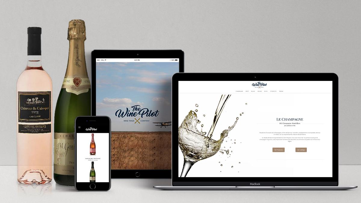 The Wine Pilot