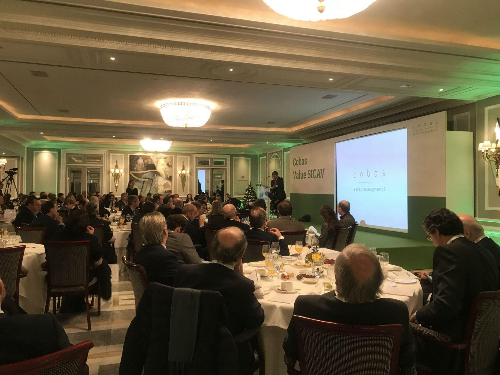 Agencia de eventos en Madrid | Cobas